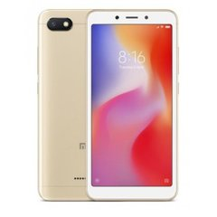Фото: Xiaomi Redmi 6A 2/16 ГБ Gold Eu (Global)