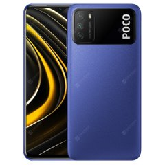 Фото: Poco M3 NFC 4/64 ГБ Blue Eu (Global)
