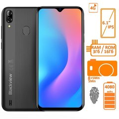 Фото: Blackview A60 Pro 3/16GB Black (гарантия 12 мес.)