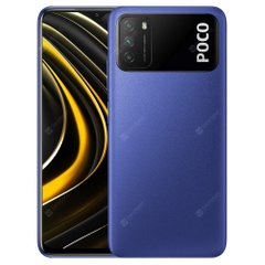 Фото: Poco M3 NFC 4/128 ГБ Blue Eu (Global)