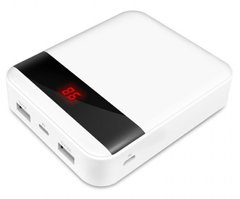 Фото: Yoobao Power Bank M4Pro 10000 mAh White