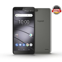 Фото: Смартфон Gigaset GS100 1/8GB DUALSIM Graphite Grey