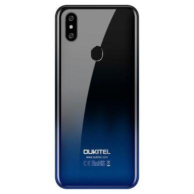 Купить Oukitel C15 Pro Black Blue, цена, фото | HappyDroid