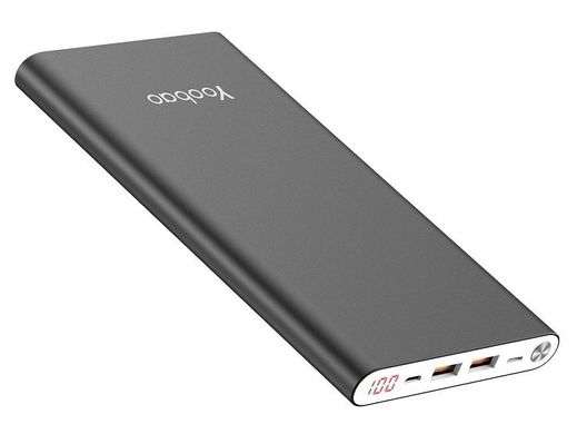 Фото: Yoobao Slim Power Bank A2 20000 mAh grey