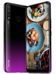 Фото: Смартфон TECNO Spark 4 3/32 (KC2) DUALSIM Royal Purple