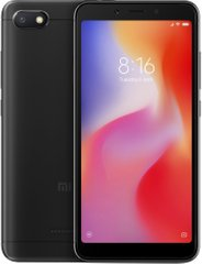 Фото: Xiaomi Redmi 6A 2/16 ГБ Black Eu (Global)